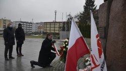 Olsztyn upamiętnił 39. rocznicę stanu wojennego