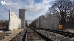 Najnowocześniejszy skaner kolejowy na przejściu graniczym z Federacją Rosyjską