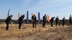 Inauguracja budowy obwodnicy Smolajn