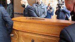 Pogrzeb posła Jerzego Wilka