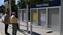 Trzy nowe przystanki PKP w Olsztynie
