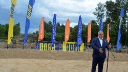 Inauguracja budowy DK16 Borki Wielkie-Mrągowo (02.08.2021)
