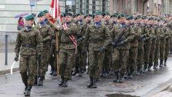 Olsztyn świętował 228. rocznicę uchwalenia Konstytucji 3 Maja