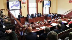 Sesja Sejmiku Województwa (29.10.2019)