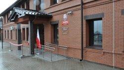 Dubeninki - otwarcie placówki Straży Granicznej