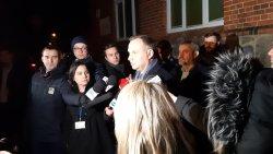Wizyta prezydenta RP Andrzeja Dudy na Warmii i Mazurach