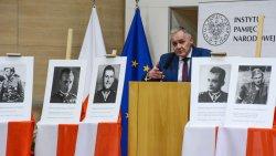 Uroczystości z okazji Narodowego Dnia Pamięci Żołnierzy Wyklętych w W-M Urzędzie Wojewódzkim
