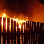 Wigilia w ogniu. W Bałcynach cztery rodziny straciły dach nad głową