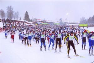 narciarstwo, sport, Jaćwingów