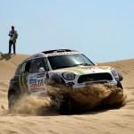 Rajd Dakar – X etap: Hołek ponownie w czołówce