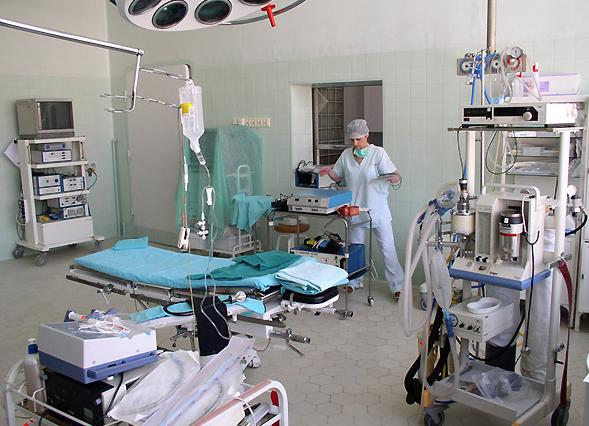 szpital, Giżycko