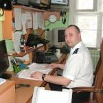 Policjant uratował noworodka