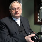 Po latach biskup Jacek Jezierski wrócił do Elbląga