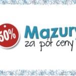 Ostatni dzień zgłoszeń do akcji Mazury za pół ceny