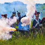 Starcie wojsk napoleońskich pod Heilsbergiem