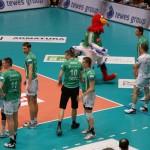 Akademicy przegrali w Iławie z Lotosem