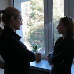 Rozmowa w czasie choroby