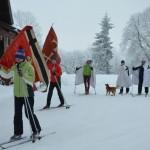 Grunwald na nartach
