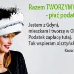 Płać podatki w Olsztynie!