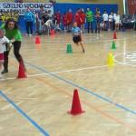 Mali niepełnosprawni sportowcy na start