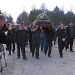 Pogrzeb Zbigniewa Bilickiego