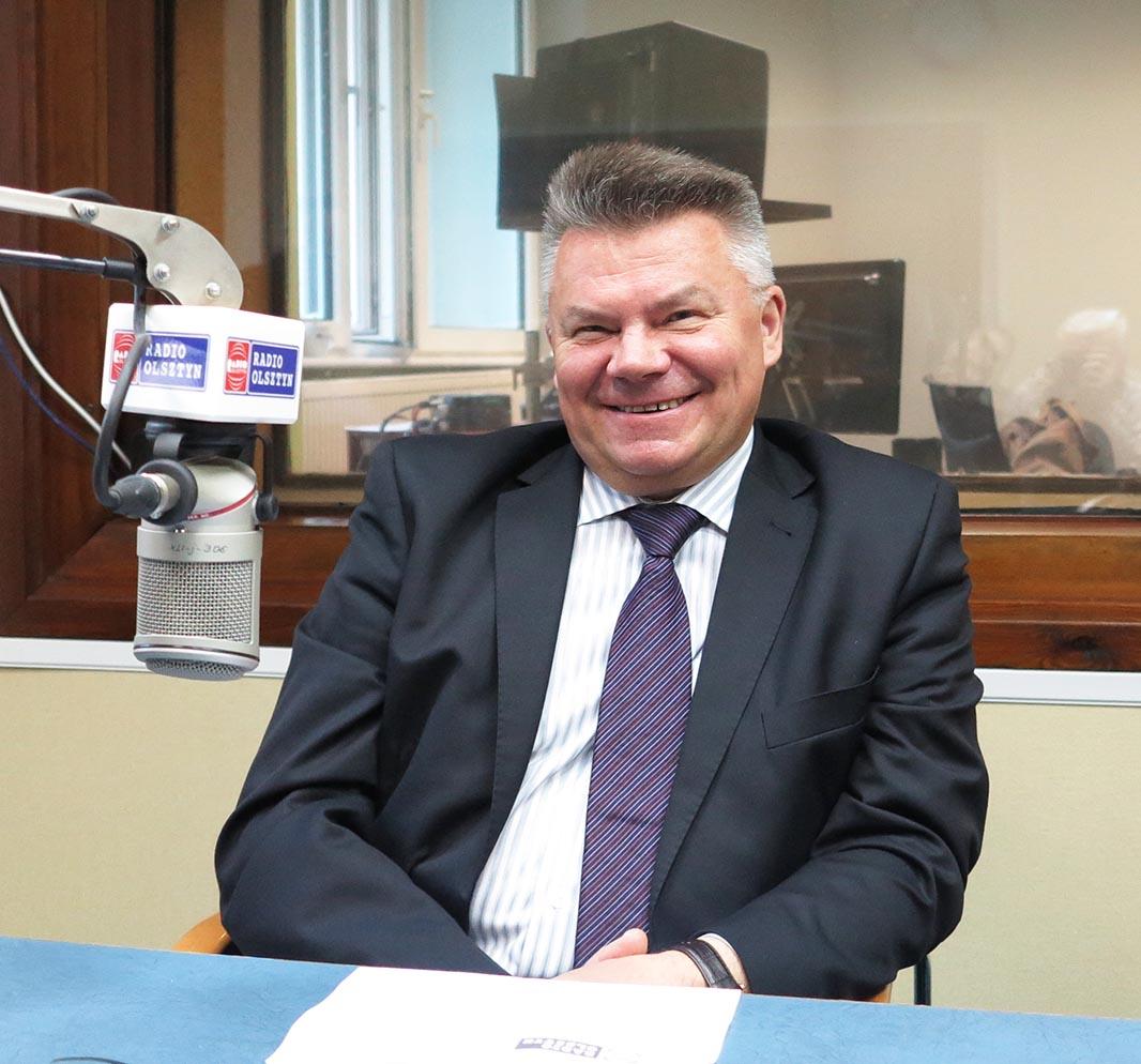 Andrzej Ryński, fot. A. Socha
