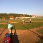 Yankees Działdowo powalczą o trzecie miejsce w Bałtyckiej Lidze Baseballa