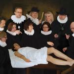 Lekarze przeszli lekcję anatomii