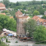 Wieża Wodna wyróżniona