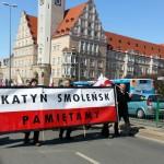 Obchody rocznic: katastrofy smoleńskiej i zbrodni katyńskiej