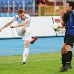 Stomil przegrywa z Lechią i traci piłkarzy