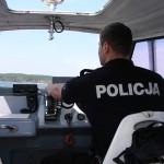 Na jeziorze Druglin koło Ełku odnaleziono ciało 44-letniego wędkarza, który wypadł z łódki