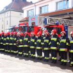 Nowy komendant wojewódzki Państwowej Straży Pożarnej w Olsztynie