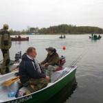 Wędkarze uciekają do Skandynawii