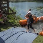 Olsztyn gościł specjalistów od aquathlonu