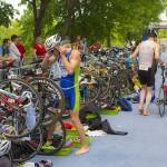 W Olsztynie rywalizowali triathloniści z całej Polski