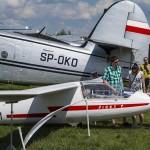 Miłośnicy lotnictwa zakończyli rajd po Warmii i Mazurach