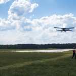 Lotnisko w Dajtkach z systemem GPS
