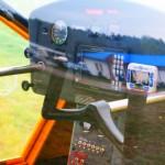 Trwa Międzynarodowy Rajd po Lotniskach Warmii i Mazur. Dziś piloci polecą z Wilamowa do Kikit i Gryźlin