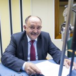 Miron Sycz: dziękuję narodowi polskiemu za solidarność z Ukrainą