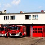Spóźnione świętowanie strażaków
