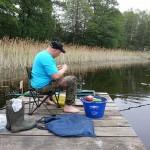 W jeziorach Warmii i Mazur jest coraz mniej ryb