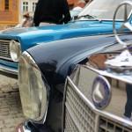 Zabytkowe auta opanowały Starówkę