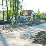 Chodniki przy drodze 503 zostaną wyremontowane