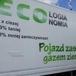 CNG, czyli sprężony gaz ziemny