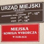 Zamieszanie w Miejskiej Komisji Wyborczej w Elblągu