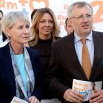 Prof. Kowalska otwiera listę Europy Plus w wyborach do Europarlamentu
