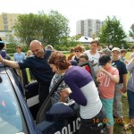 Bezpieczne wakacje z policją
