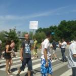 """Dziś kolejna blokada krajowej """"65"""", w Gąskach"""