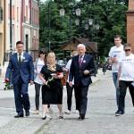 Jerzy Buzek wsparł Elżbietę Gelert